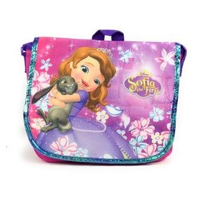 Disney Sofia the First Girl's Mini Messenger Bag